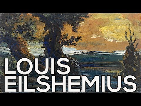 Louis Eilshemius: A collection of 298 works (HD)