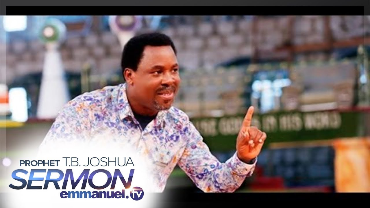 Download Match Your Action with Your Words By TB JOSHUA