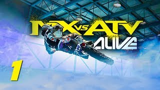 MX vs ATV Alive! - Gameplay/Walkthrough - Part 1 - This Is For You!