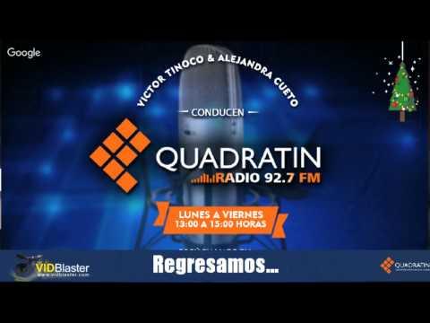 Quadratin Radio 30 Diciembre 2015