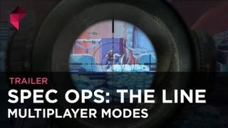 Spec Ops: The Line - Multiplayer game modes
