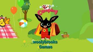 Camping With BING & FRIENDS (Learning Emotions Though Play)