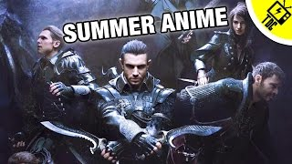 9 Anime You Need to Watch This Summer! (The Dan Cave w/ Dan Casey)
