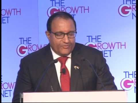 Mr S Iswaran, Minister for Trade and Industry, Singapore #TGN2017