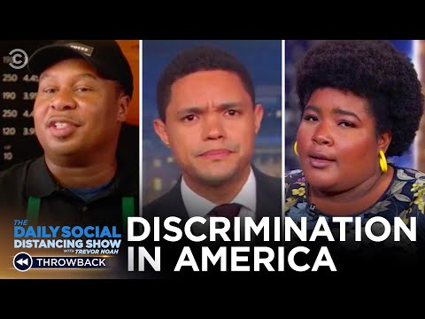 From Starbucks to Roseanne: Discrimination in America | The Daily Show
