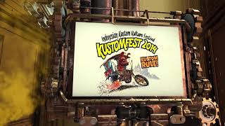 Opening kustomfest 2018