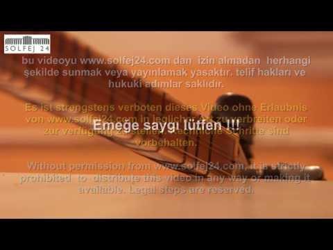 Dünyada Tükenmez Murad Var imis Solfej Full - Solfej24 online baglama