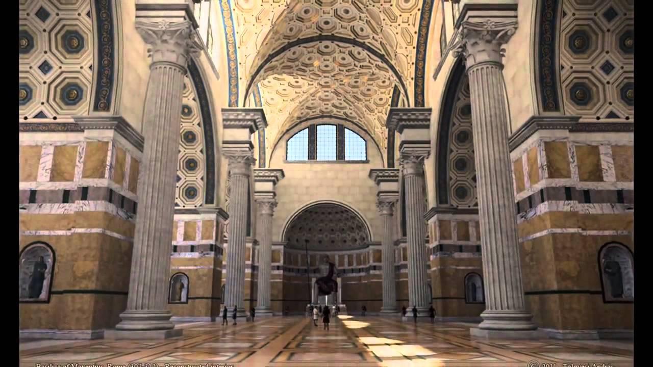 Basilica Nova - YouTube