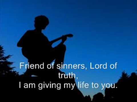 friend of sinners - matt redman ( Christian song / with lyrics )