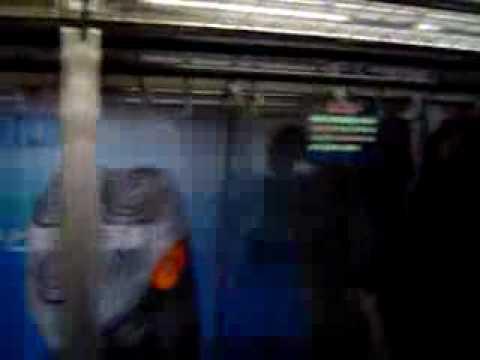 tokyo subway motion ad