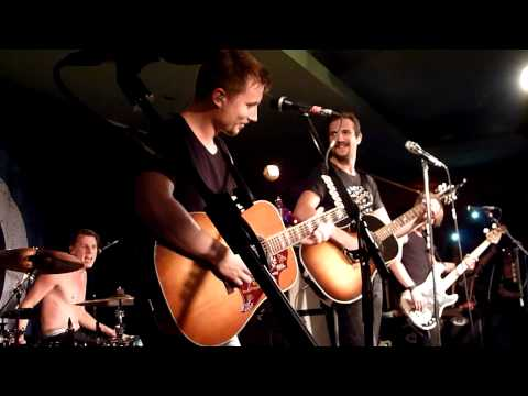 Royal Republic - Cry Baby Cry (Boyband Version), live @ 59to1 München, 19.09.2012