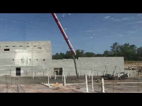 Construction on Pulaski County Middle School site halted after three workers test positive for v...