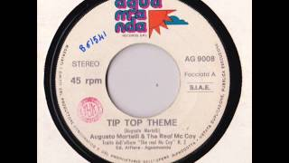Augusto Martelli and The Real McCoy - Tip top theme