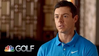 World No. 1 Rory McIlroy reflects on childhood, success in golf | GOLFPASS: My Roots | Golf Channel