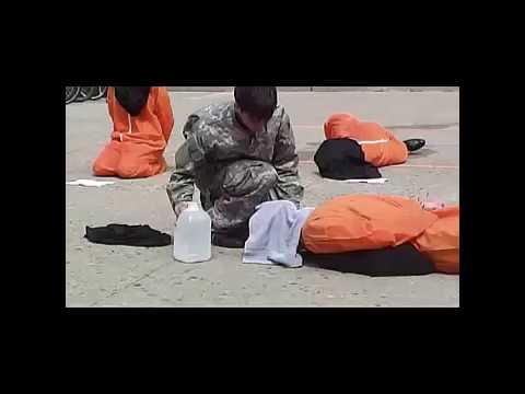 Guantanamo Bay Water Torture??!!! (2017)