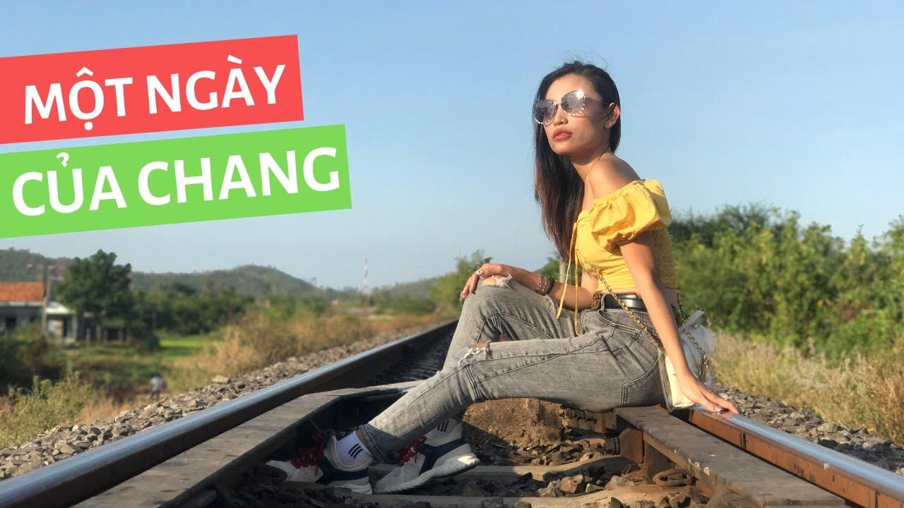♡ MỘT NGÀY CỦA CHANG, VI VU NINH ĐÔNG – NINH HÒA – KHÁNH HÒA | Chang Ơi ♡