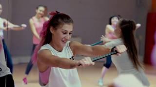 STICKS новая тренировка в Energy Fitness