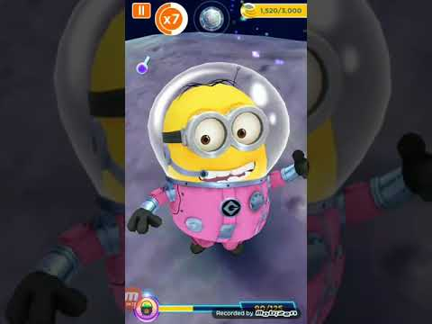 Despicable me Minion Rush Halloween costumes