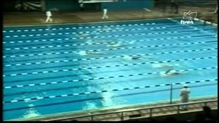 TVes- Juegos Juveniles- Final Natación Masculino 200 Mts espalda