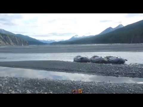 Tatshenshini & Lower Alsek River Trip