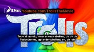 Trolls: Todo El Mundo (Karaoke instrumental) Con Letra