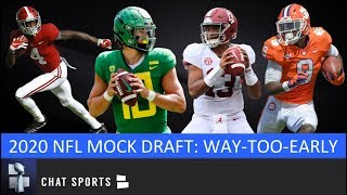 2020 NFL Mock Draft: Way-Too-Early Edition