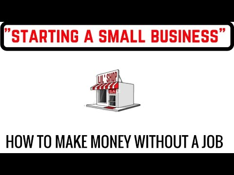 Starting a Small Business in 2017 and Beyond