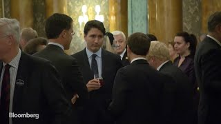Must See: Trudeau Caught on Camera Joking About Trump