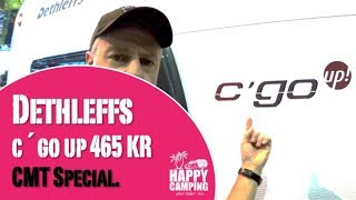 Vorstellung Dethleffs c´go up 465 KR | Happy Camping