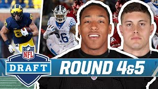 Pittsburgh Steelers select RB Benny Snell Jr. and TE Zach Gentry   NFL Draft