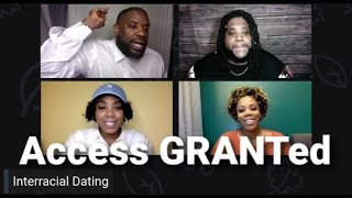 C Roc Smooth crashes an INTERACIAL DATING convo and things get HEATED  THIS IS A MUST SEE!!!