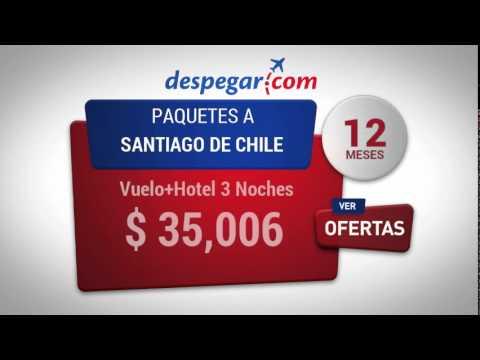Oferta en Viajes a santiago de chile