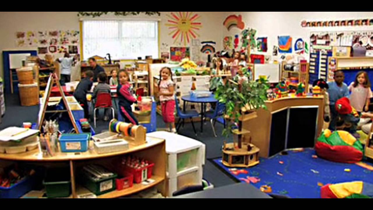 Classroom Setup - YouTube