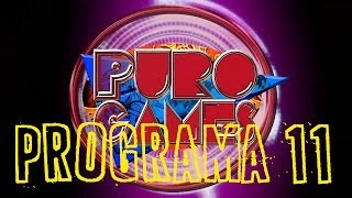 Puro Games - Programa 11: Game Geek, Attractio, The Hum