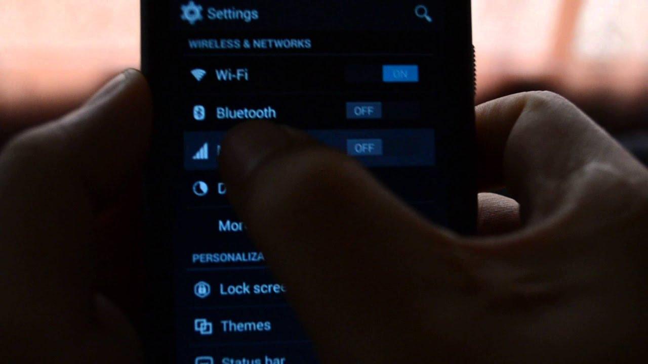 Motorola Moto G no signal / SIM issue