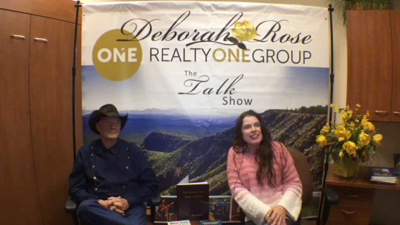 The Show  With Deborah Rose and Guest Jinx Pyle