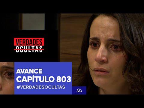 #VerdadesOcultas / Avance Capítulo 803 / #Mega