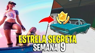 FORTNITE-SECRET STAR DER WOCHE 9 SAISON 9!