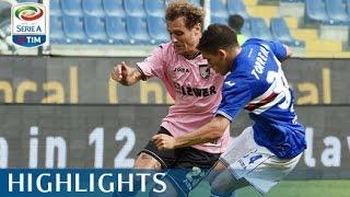 Video Gol Pertandingan Sampdoria vs Palermo