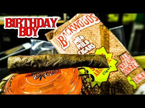 Smoke A Blunt Get Baked With The Birthday Boy