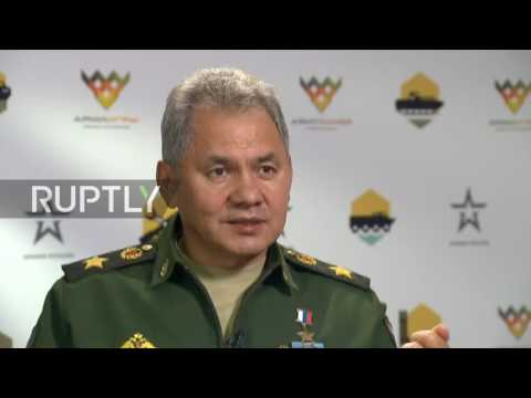 Russia: Russian diplomacy averted massive NATO strike on Syria in 2013 - Shoigu