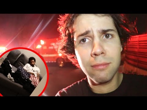 MY HOUSE WAS BROKEN INTO!! LIVE FOOTAGE!!