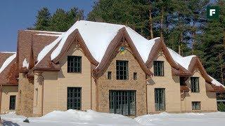 Дом в нормандском стиле как из сказки