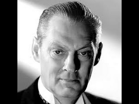 Biographies 4: (Actors and Actresses) Lionel Barrymore