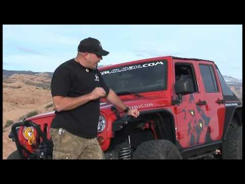 Introduction To The Metalcloak Jk Wrangler Overline Fender