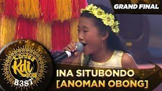 Keren Ina Situbondo Kawal Marvin Malam Ini [ANOMAN OBONG] - Grand Final KDI 2019 (18/10)