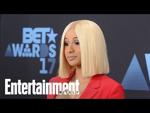 Taylor Swift Booted From No. 1 As Cardi B Makes Chart History | News Flash | Entertainment Weekly