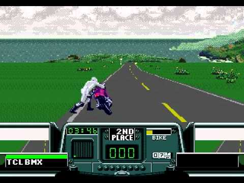 Road Rash 3 - United Kingdom Level 3