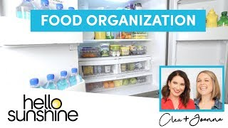 How to Organize Your Fridge & Pantry with The Home Edit | Master the Mess EP 9