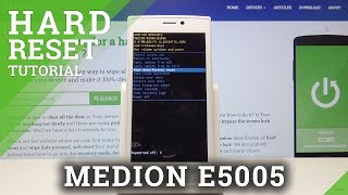 How to Bypass Screen Lock in MEDION E5005 - Hard Reset / Remove Password